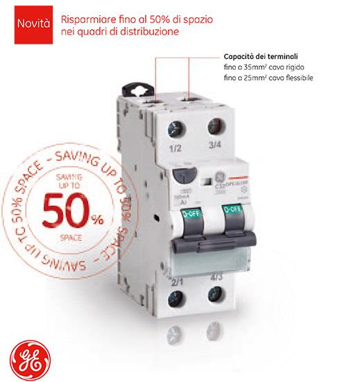 Unibis™ Interruttori magnetotermici