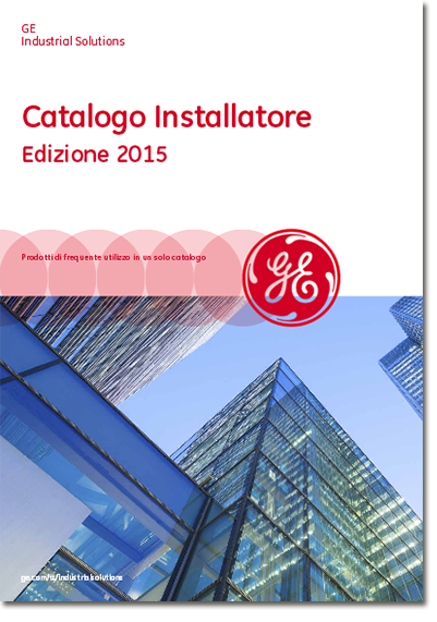 Listini e Catalogo General Electric